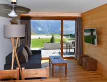SWISSPEAK Resorts terrace ou balcon