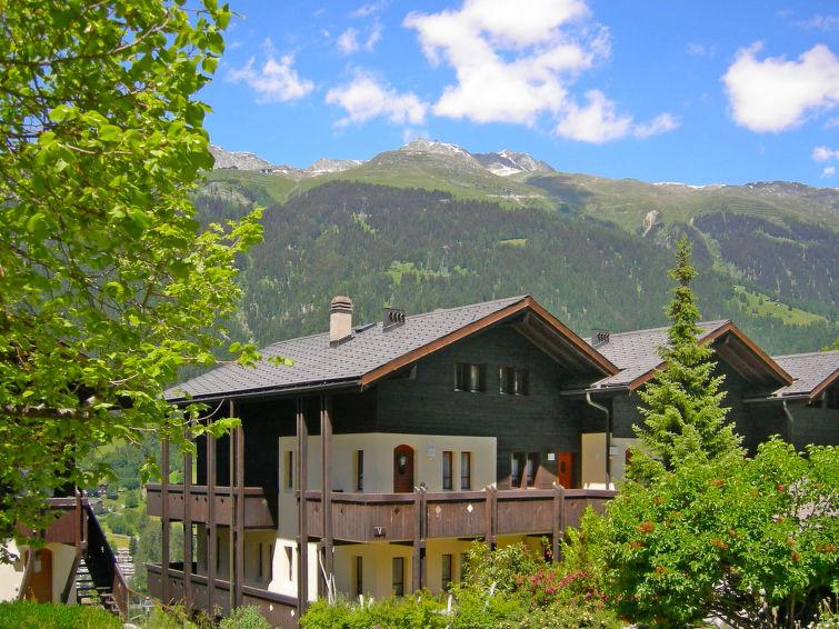 Ferielejlighed Schweiz, Valais/Wallis, Ernen