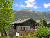 Švýcarsko, Valais Wallis, Ernen