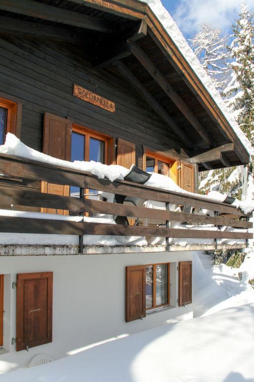Ferienhaus Soldanella (BEL205) (105799), Bellwald, Aletsch - Goms, Wallis, Schweiz, Bild 2
