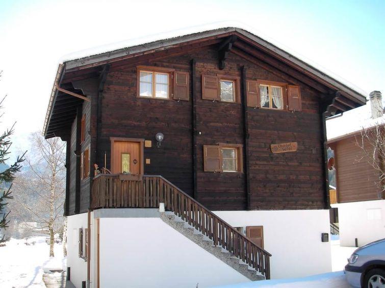 Wisi OG - Apartment - Fiesch