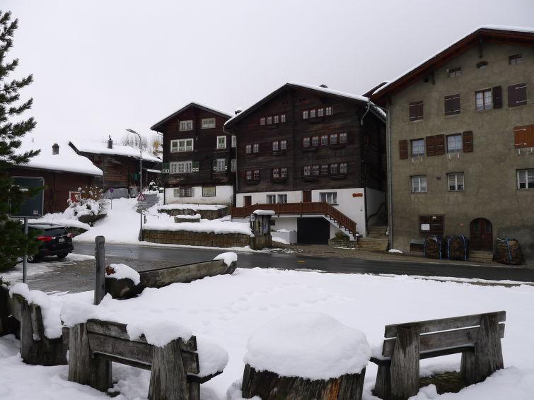 Poschthüs Biel - Apartment - Grafschaft