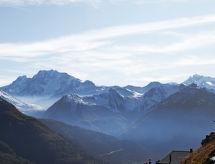 Weisshorn hegyi túrázáshoz és síkságok kerékpáros