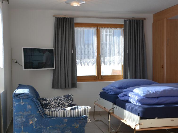 Wohnung 1 Accommodation in Bettmeralp