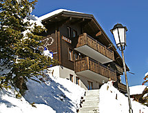 Wohnung 4 snowboardozáshoz és kamrával
