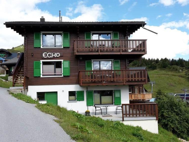 Echo Parterre ost Apartment in Bettmeralp