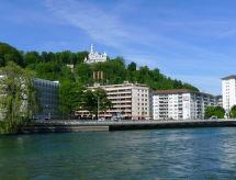 Luzern - Ferienwohnung BHMS City Campus