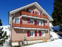 Rigi Kaltbad - Appartement Wohnung Rot