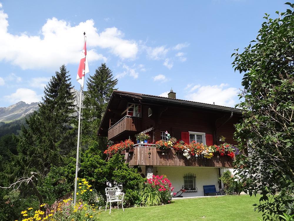 Apartment Chalet Spannortblick in Engelberg, Switzerland CH6390 ...