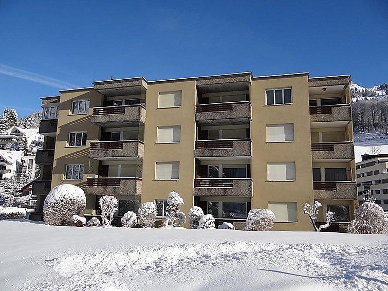 Ferielejlighed üd Wohnung 614 med legeplads og til sletter vandreture