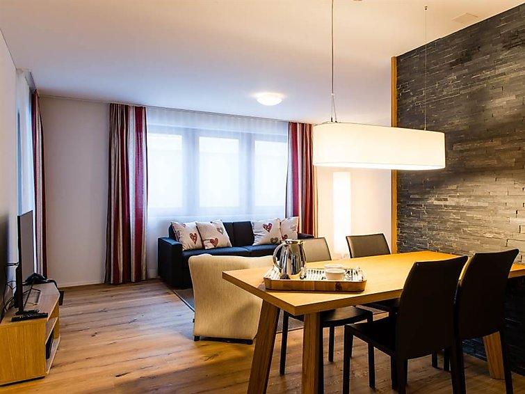 TITLIS Resort Wohnung 201 - Apartment - Engelberg