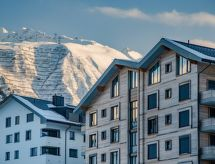 Appartement Feriendorf Andermatt Reuss, Andermatt, Winter