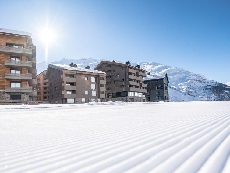 Andermatt Reuss Apartment in Andermatt