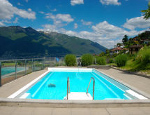 Magadino - Apartment Vista Lago Maggiore