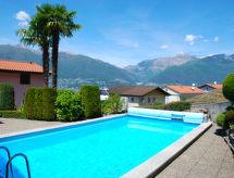Piazzogna - Appartement Residenza al Castagno
