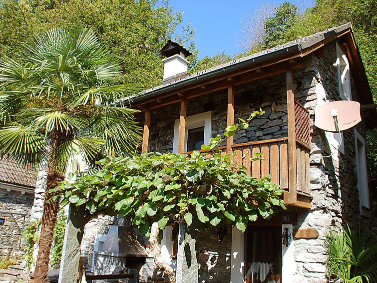 Casa Anna - Chalet - Agarone