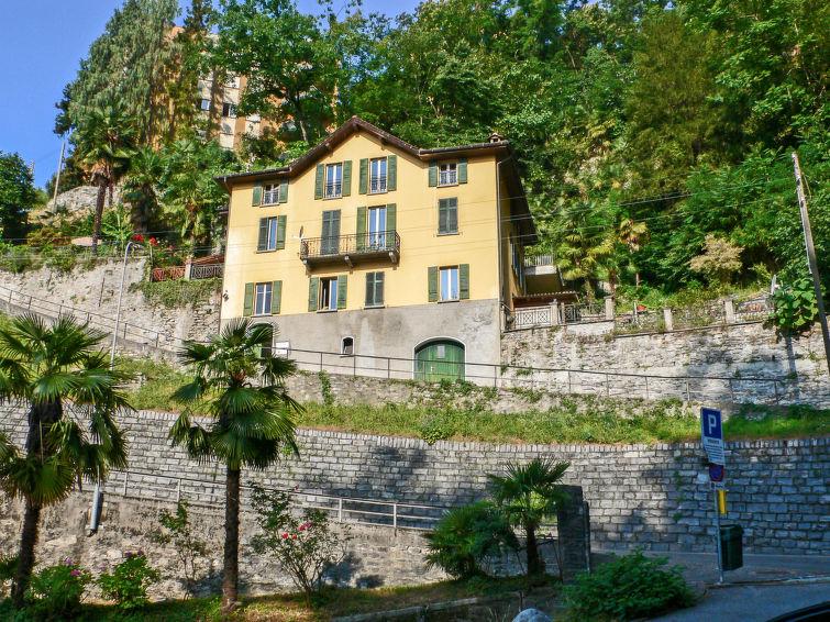 Ferielejlighed Tazzino til mountainbike og sletter vandreture