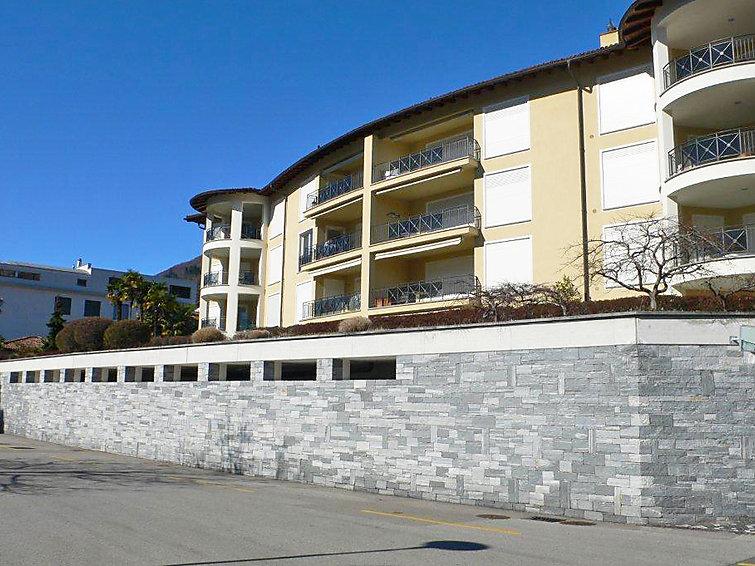 Ferienwohnung Onda - App. 32 - Apartment - Locarno