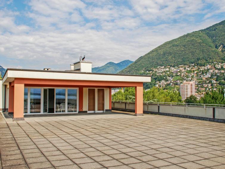 Lido (Utoring) - Apartment - Locarno