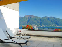 Locarno - Apartment Residenza Solemonte