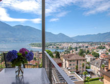 Locarno - Appartement Condominio Collina