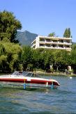 Al Lago cpiscina riscaldata und con reception
