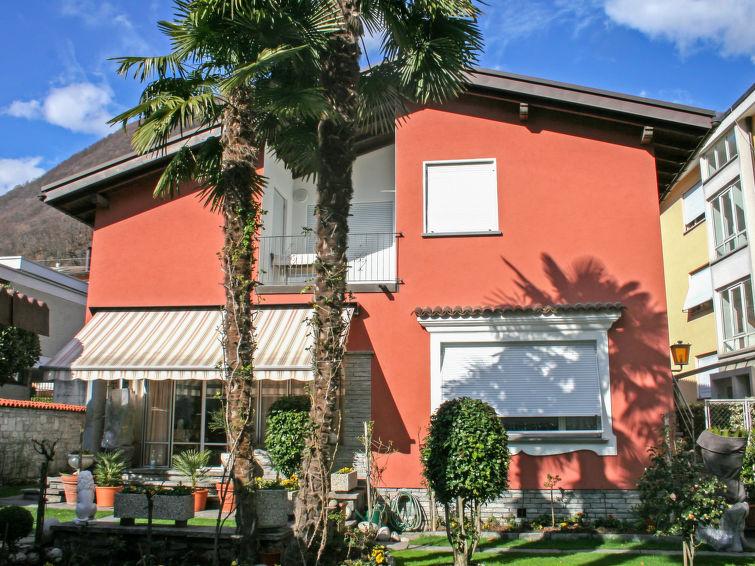 Casa tre G - App OG - Apartment - Solduno