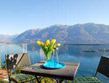 Ronco sopra Ascona - Appartement Ca dal Non