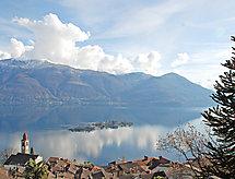 Ronco sopra Ascona - Casa de vacaciones Aurinko