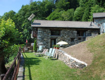 Ronco sopra Ascona - Maison de vacances Al Tecion del Nino