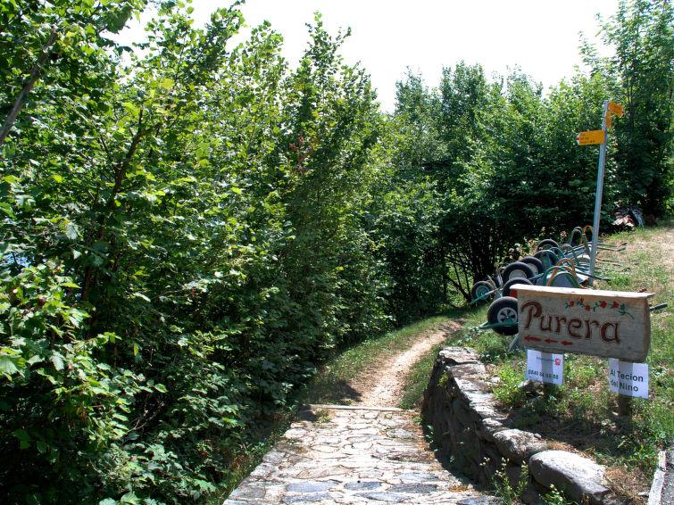 Al Tecion del Nino - Chalet - Ronco sopra Ascona