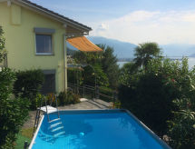 Ronco sopra Ascona - Appartement Triangolo