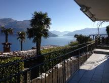 Ronco sopra Ascona - Ferienwohnung Triangolo