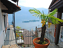 Ronco sopra Ascona - Appartement Casa Schalom