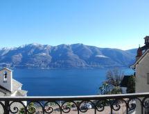 Ronco sopra Ascona - Appartement Busbai