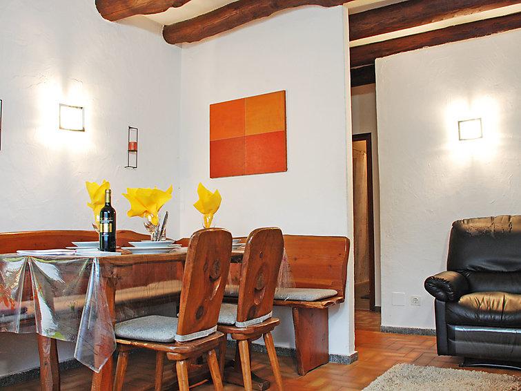 Immagine interni casa casa la rustica brione with interni casa rustica - Casa rustica interni ...