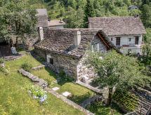 La Formighera mit Garten und Haustiere erlaubt