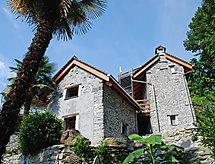 Brione sopra Minusio - Ferienhaus Rustico A - La Baita