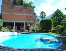 Minusio - Ferienwohnung Residenza Navengana