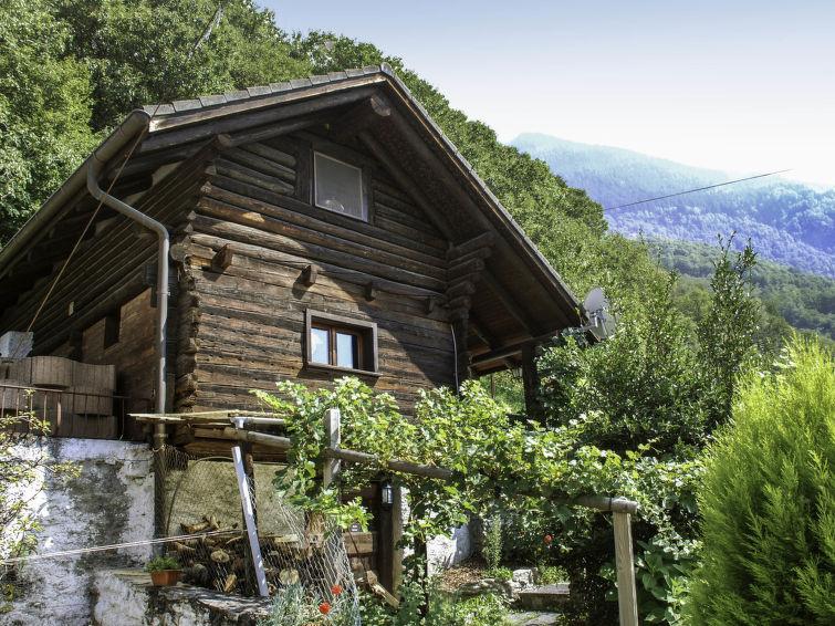Ferie hjem Riposo til bjergvandring og bbq