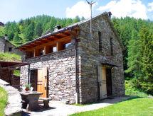 Malvaglia - Ferienhaus Dara Cotta