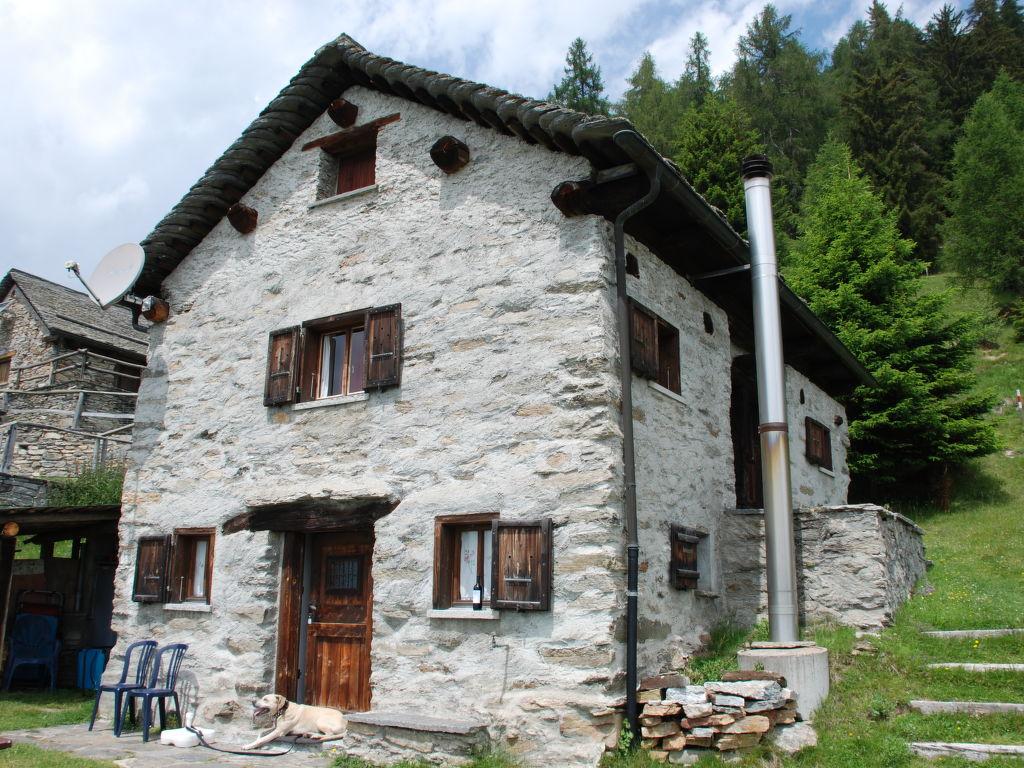 Maison de vacances Rustico Bellavista (MVA204) (110593), Malvaglia, Vallée de Blenio, Tessin, Suisse, image 18