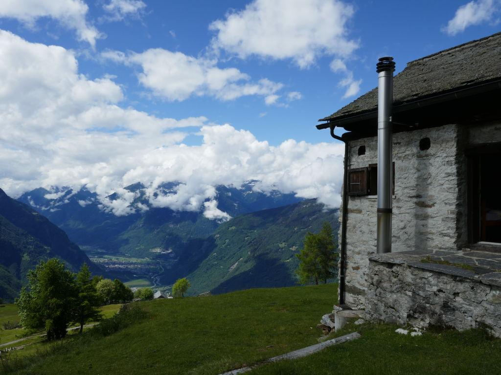 Ferienhaus Rustico Bellavista (MVA204) (110593), Malvaglia, Bleniotal, Tessin, Schweiz, Bild 3