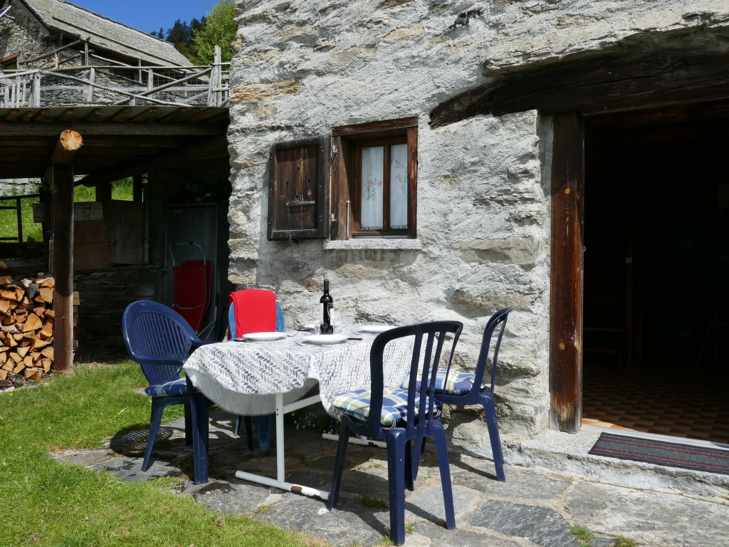 Ferienhaus Rustico Bellavista (MVA204) (110593), Malvaglia, Bleniotal, Tessin, Schweiz, Bild 17