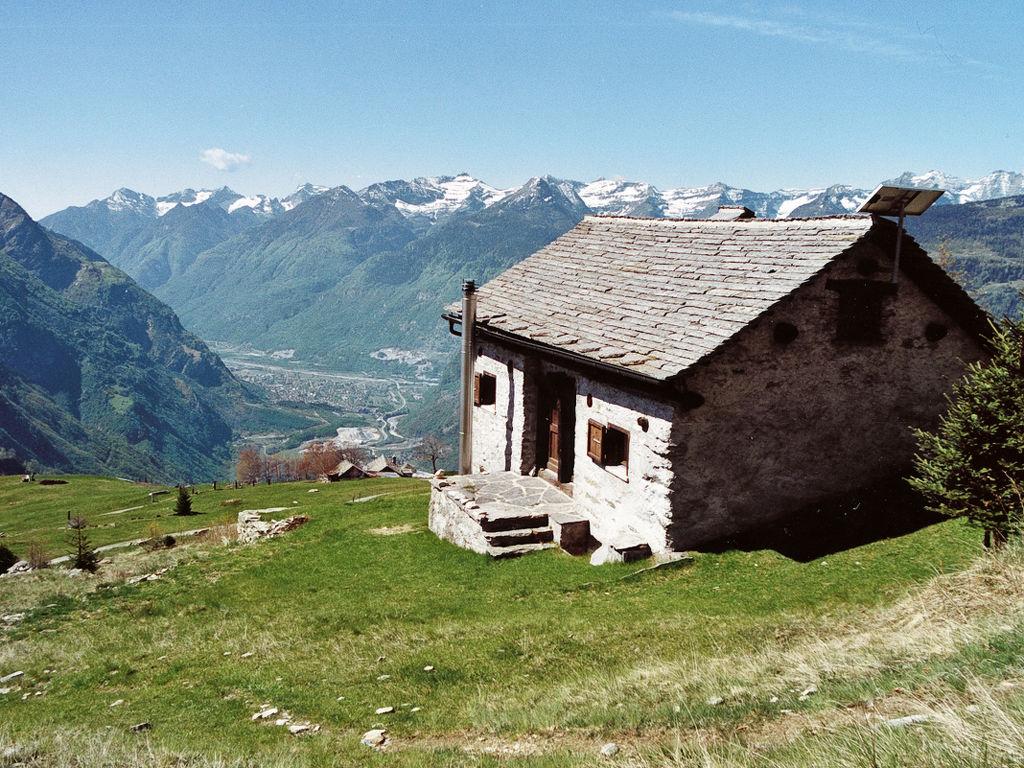Maison de vacances Rustico Bellavista (MVA204) (110593), Malvaglia, Vallée de Blenio, Tessin, Suisse, image 1