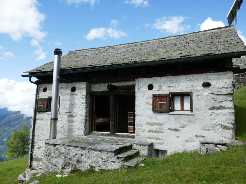 Ferienhaus Rustico Bellavista (MVA204) (110593), Malvaglia, Bleniotal, Tessin, Schweiz, Bild 12