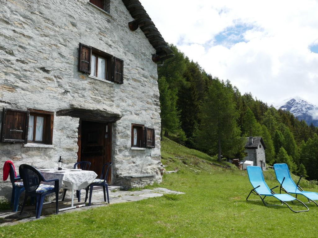 Ferienhaus Rustico Bellavista (MVA204) (110593), Malvaglia, Bleniotal, Tessin, Schweiz, Bild 25
