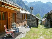 Malvaglia - Maison de vacances Casa Fortuna