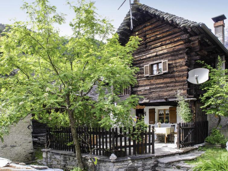 Refugio Paradiso Montana