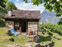 Semione - Maison de vacances Rustico Fey